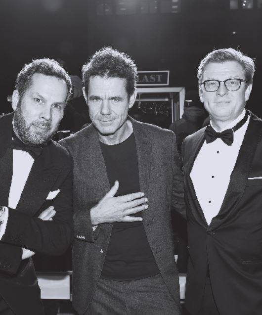 Achim von Borries; Henk Handloegten, Tom Tykwer